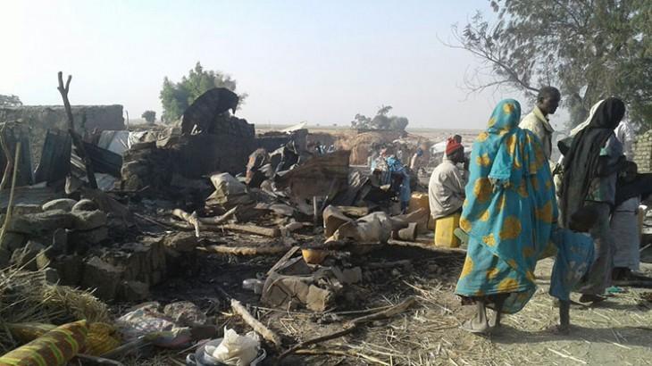 El Movimiento Internacional de la Cruz Roja y de la Media Luna Roja deplora la muerte de personas civiles y de seis trabajadores humanitarios de la Cruz Roja Nigeriana