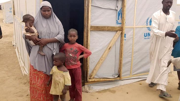 Halima's testimony: From Baga to Maiduguri's stadium