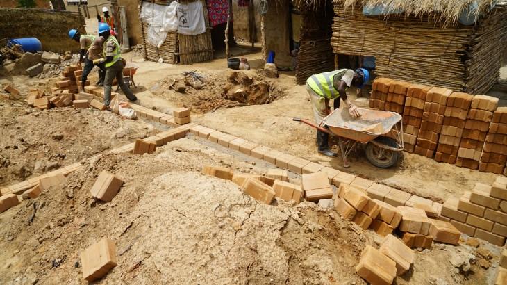 الاستجابة لاحتياجات الأشخاص المتضررين من النزاع المسلح في ولاية يوبي بنيجيريا