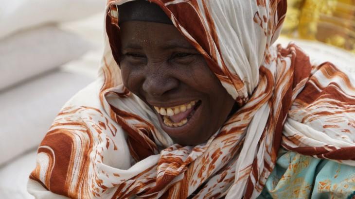 红玫瑰:尼日利亚人道援助背后的技术