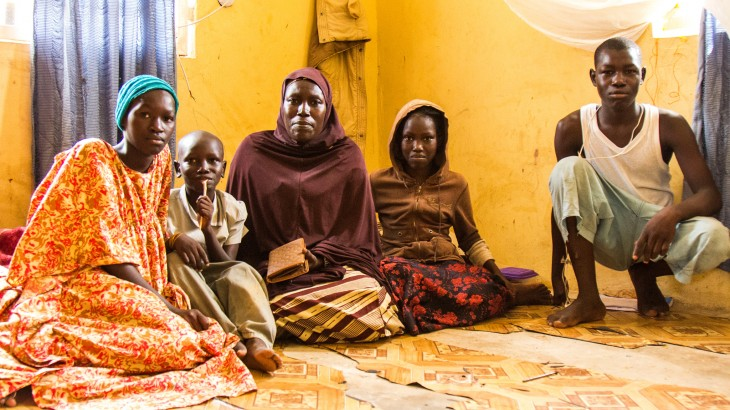 Nigeria: The thousand widows of Maiduguri