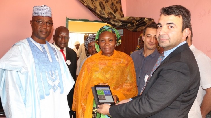 Nigeria: Smartphone technology to help tackle child mortality in conflict areas