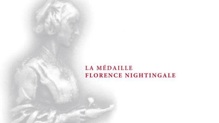 Médaille Florence Nightingale : des infirmières, infirmiers et auxiliaires de santé exceptionnels – lauréats 2015
