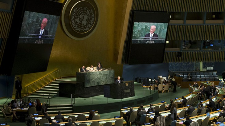 Key conference on curbing spread of nuclear weapons ends in failure