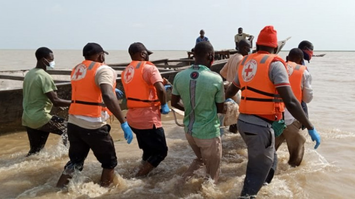 Nigeria: Training first aid teams to strengthen disaster response and management