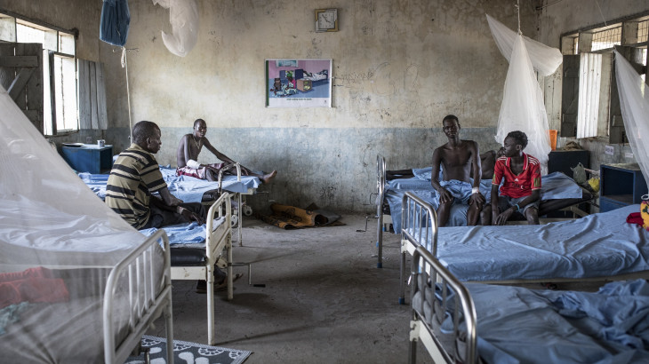 South Sudan: Jonglei State clashes leave hundreds dead and injured as COVID-19 reduces ICRC surgical capacity by 30%
