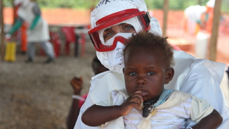 Ebola: The world needs humanitarian workers in West Africa