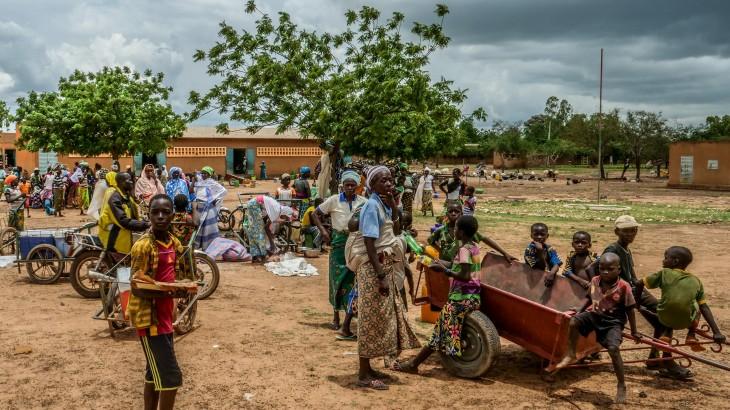 Буркина-Фасо: рост вооруженного насилия оставил без медицинской помощи более полумиллиона человек