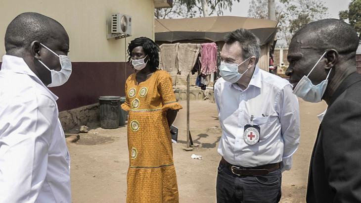« Il est temps de mettre fin aux violences en République centrafricaine »