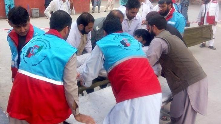 Afganistán / Pakistán: más de 2.000 heridos a causa del terremoto