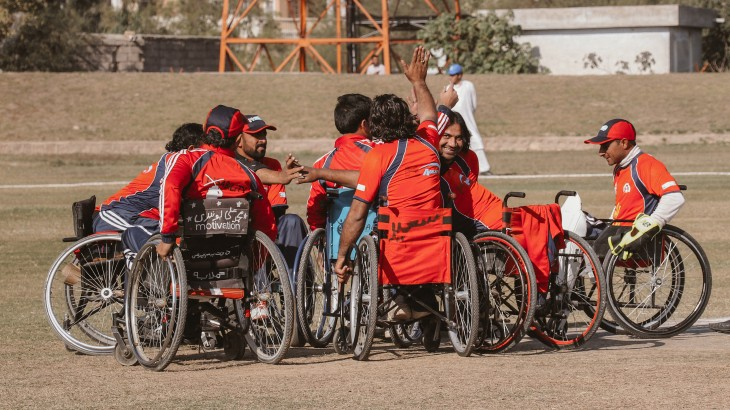 At Peshawar Ability Sports Festival, no mountain too high for over 400 bravehearts