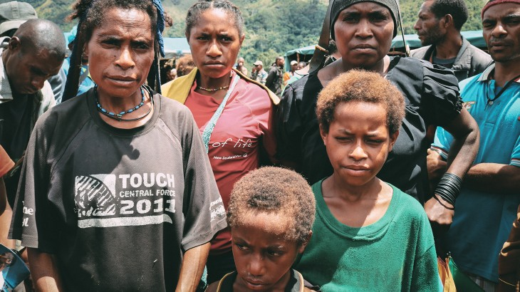 Papua New Guinea: The earthquake that crushed homes and wrecked lives