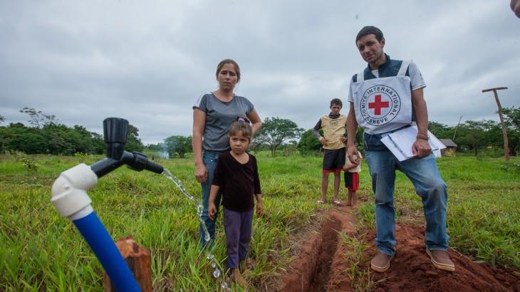 Dia Mundial da Água: Acesso à água muda vidas no Paraguai