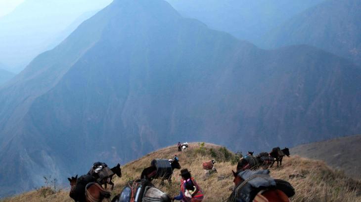 """Peru: """"Enfrentamos riscos e perigos"""", depoimento de um arqueólogo forense"""