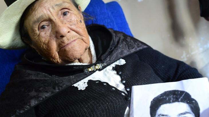 秘鲁:安赫莉卡妈妈——力量的象征
