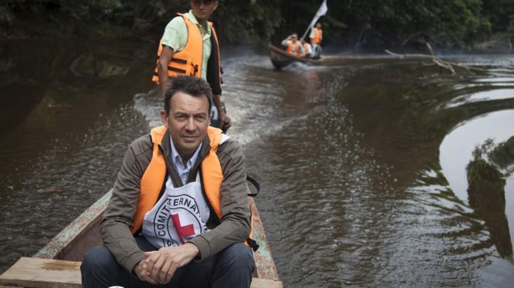 Continuamos enfrentando desafios para a ação humanitária na Colômbia: Peter Maurer