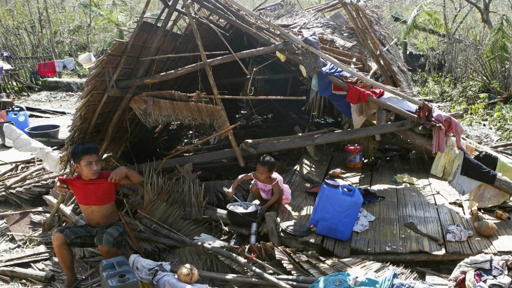 International Red Cross and Red Crescent Movement prepares to meet humanitarian needs in the wake of Typhoon Hagupit