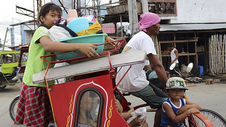 Philippines: Preparations for Typhoon Hagupit (Ruby) gather pace
