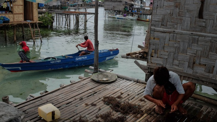 Philippines: Helping seaweed-farming community stay afloat in Zamboanga
