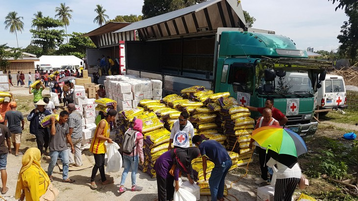 Aid reaches thousands displaced by clashes in Maguindanao