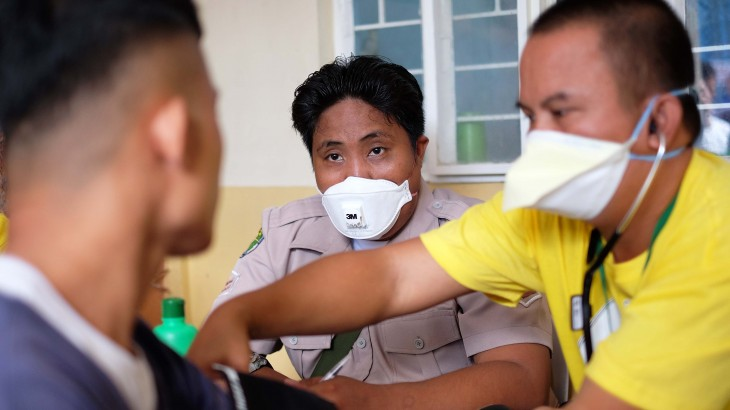 Philippines: Continuing the fight against tuberculosis in prisons