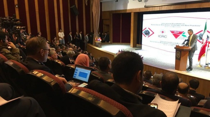 Experts from over 15 nations attend round-table on humanitarian mine action