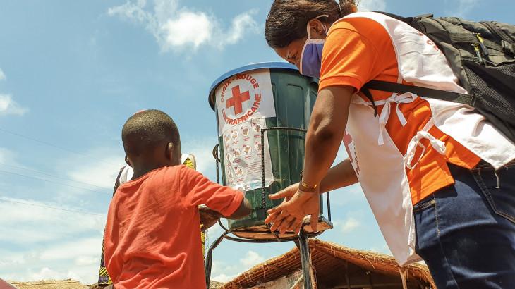中非共和国:在严重人道危机中抗击新冠肺炎疫情