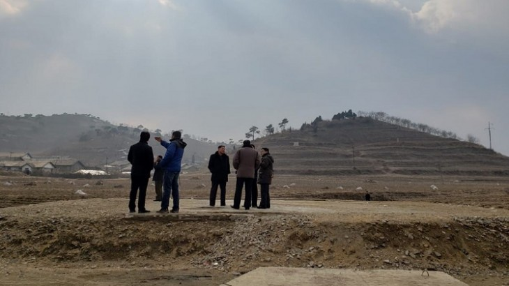 Going on assignment in the Democratic People's Republic of Korea (DPRK)