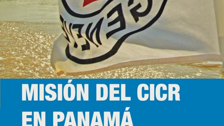 Misión del CICR en Panamá