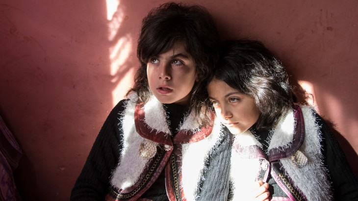 Afghanistan : nous, nous sommes restés...