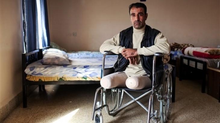 Заявление: нельзя останавливаться спустя 20 лет после исторического запрета противопехотных мин