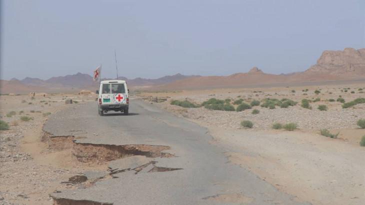 Declaração sobre o Afeganistão do diretor-geral do Comitê Internacional da Cruz Vermelha, Robert Mardini