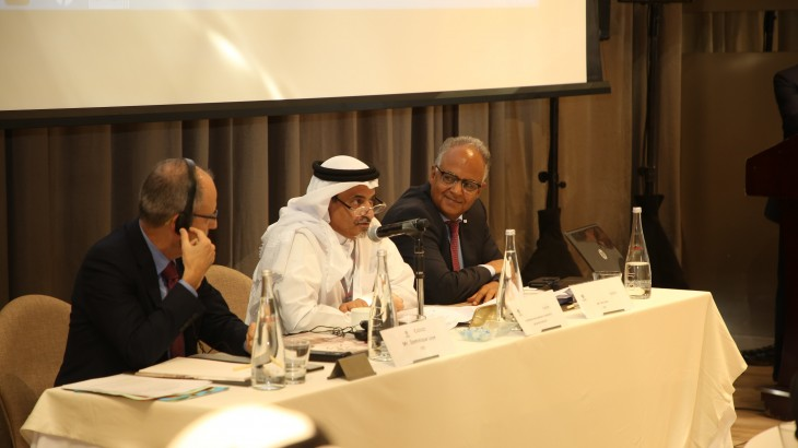 Qatar Red Crescent society and ICRC hold international workshop to discuss role of national societies in promoting elimination of nuclear weapons
