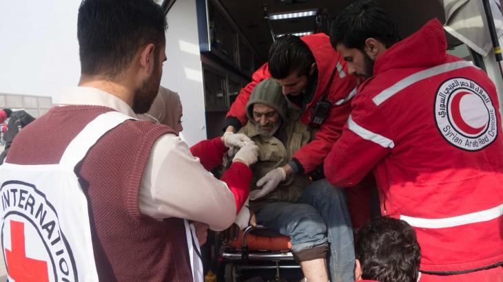世界红十字与红新月日——处处为人人