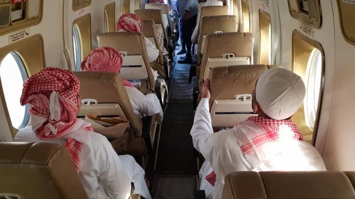Saudi Arabia: ICRC facilitates repatriation of seven Yemenis from Riyadh to Sana'a