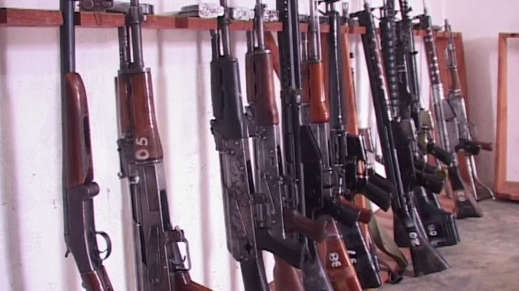 Arms Trade Treaty to become law, but concerns over transfers persist