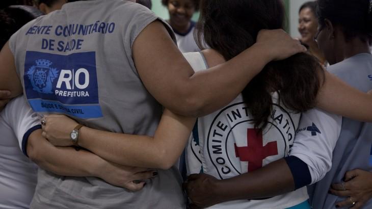 Brazil: Partnerships reduce impact of violence in Rio de Janeiro