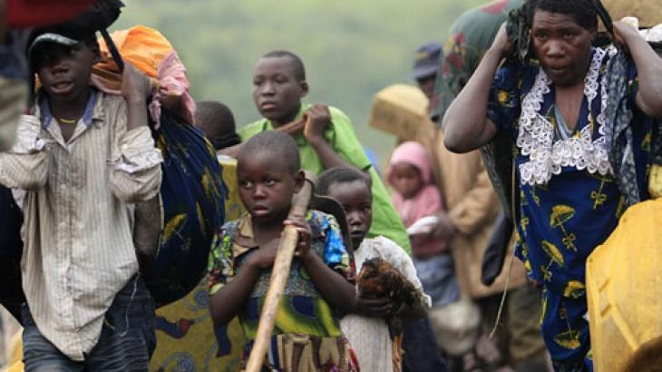 难民、返乡者和流离失所者:红十字国际委员会在2014年联合国大会上的发言