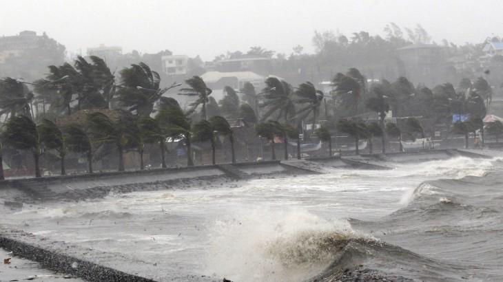 Philippines : le CICR organise les secours après le passage du typhon