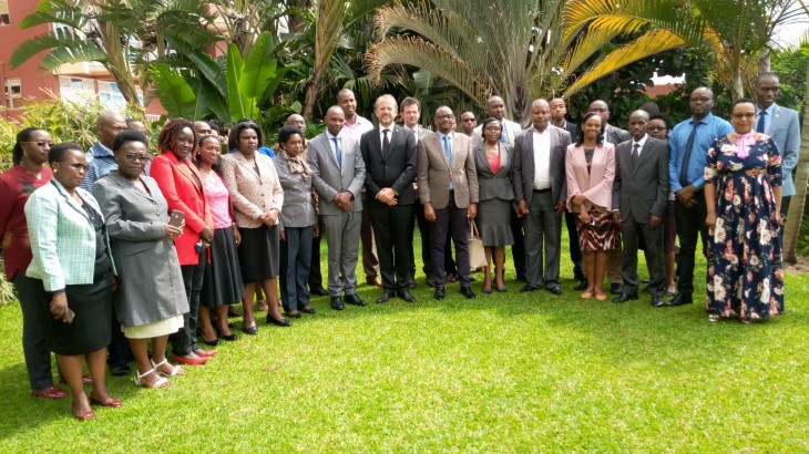 Rwanda: 30 judges and court registrars complete advanced IHL training