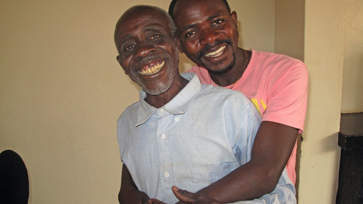 Rwanda: Son finds father after 22 years of separation