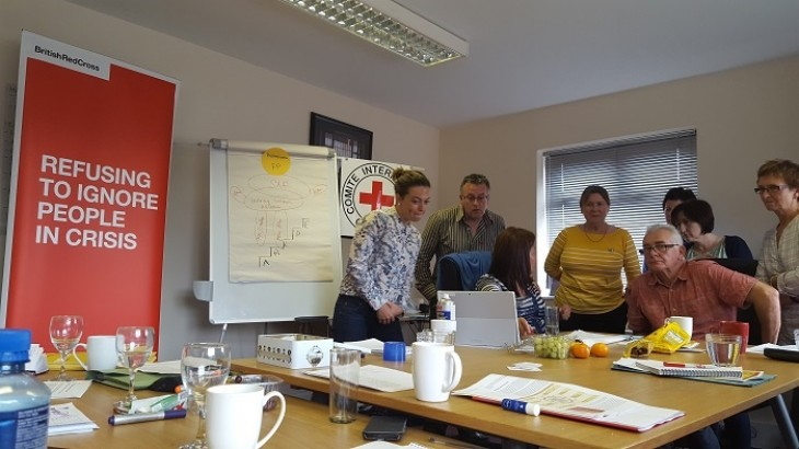 Safer Access Training in Northern Ireland: Working safely in divided communities.