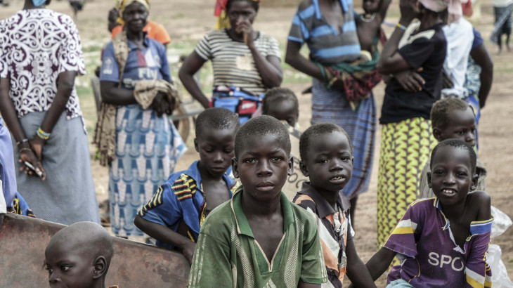 中萨赫勒:暴力事件激增导致死亡人数增加,100多万人逃离家园
