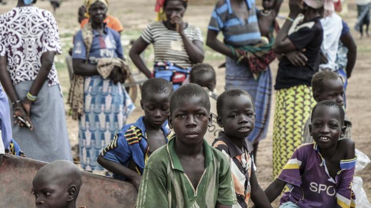 Sahel Central: por el pico de violencia, aumenta el número de muertes y más de 1 millón de personas huyen de sus hogares