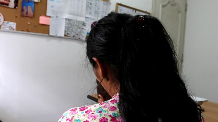 """Colômbia: """"Como explico para a minha filha que fui violentada?"""", a pergunta sem resposta da Sandra"""