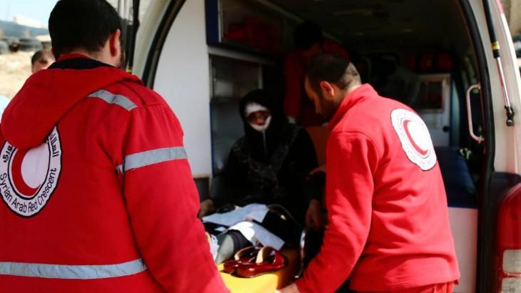 叙利亚:必须确保平民撤离行动符合人道