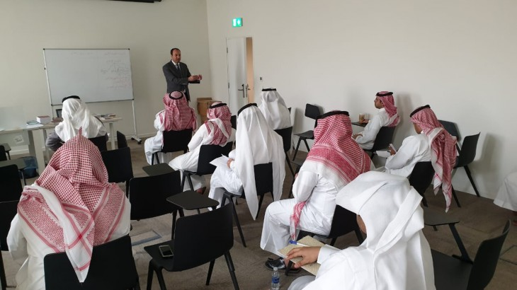 Saudi Arabia: Diplomats attend course on International Humanitarian Law