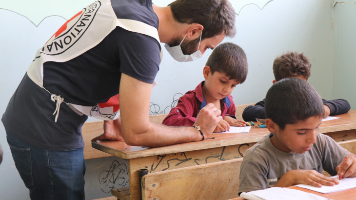 叙利亚:2020年事实与数据