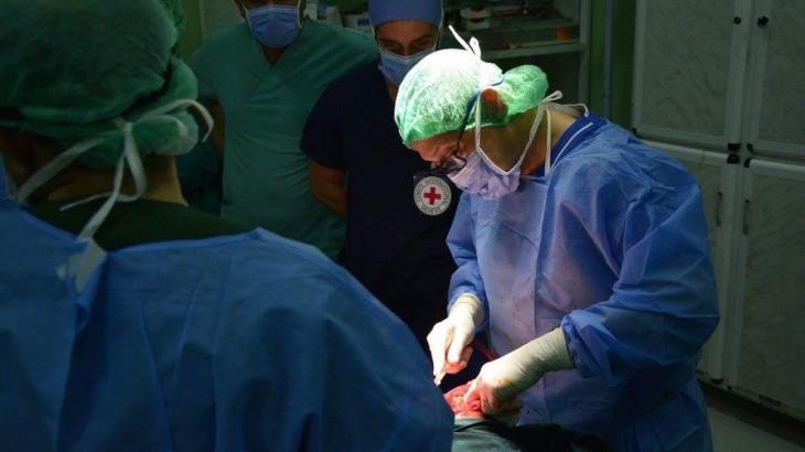 伊拉克:红十字国际委员会加大在摩苏尔的人道应对工作力度