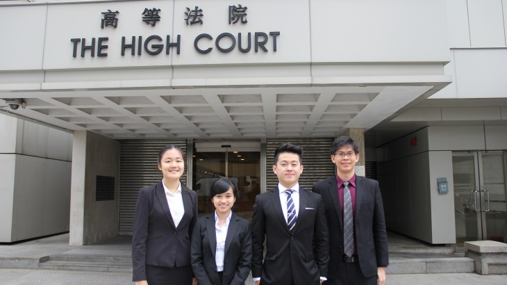 Singapore: Enlightening experiences for future legal practitioners